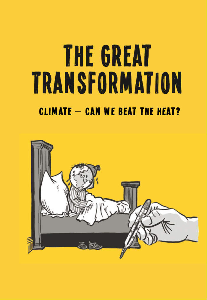 Cover: The Great Transformation