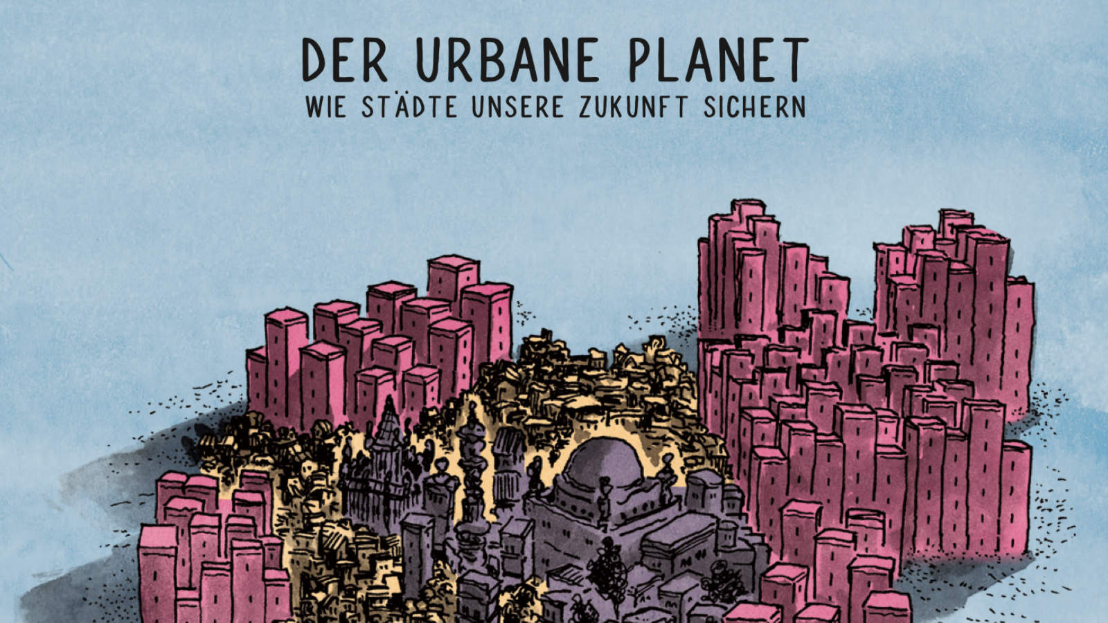 Comic: Der urbane Planet