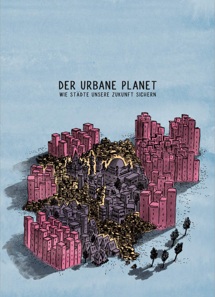 Cover: Der urbane Planet
