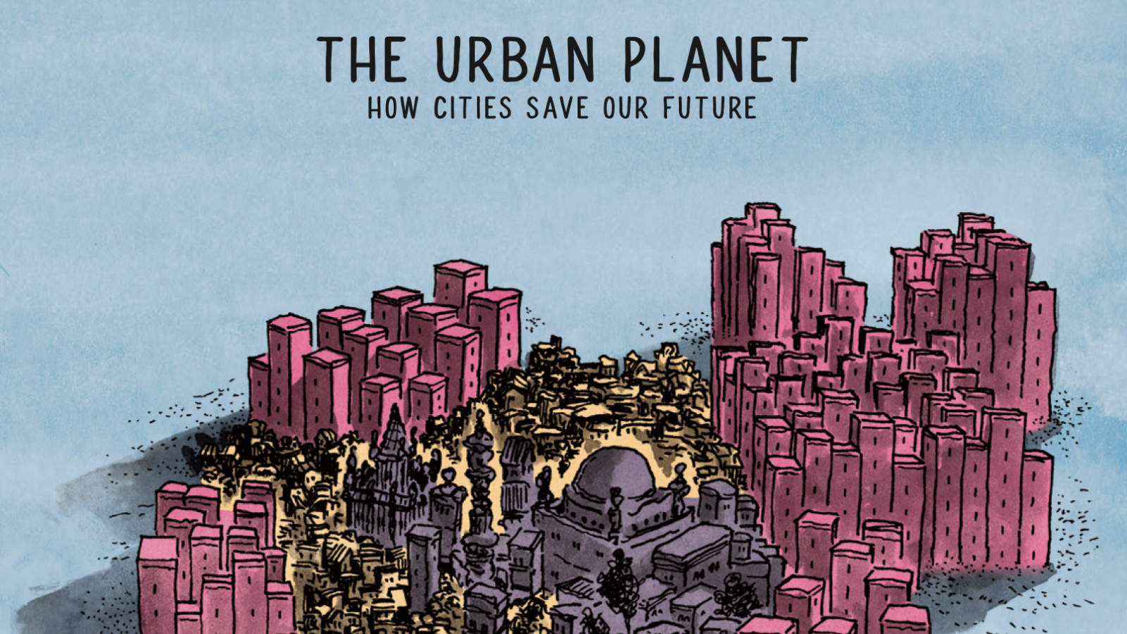 Comic: The Urban Planet