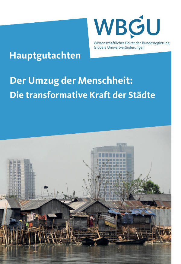 Cover Hauptgutachten 2016