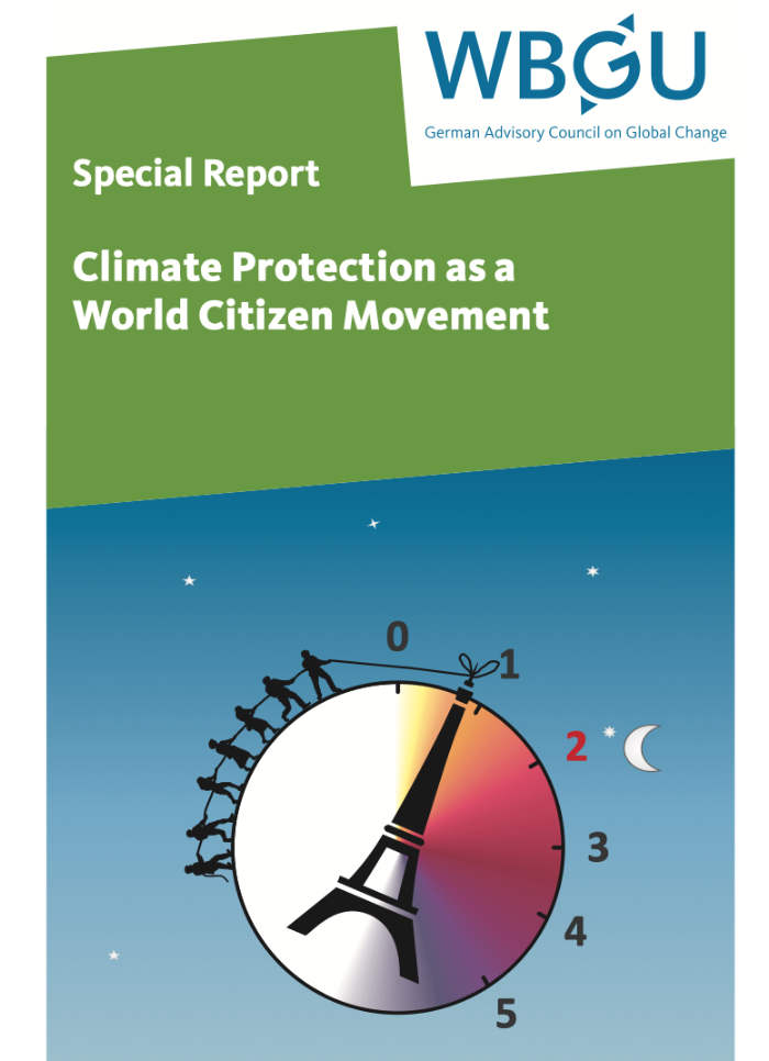 Climate Protection as a World Citizen Movement