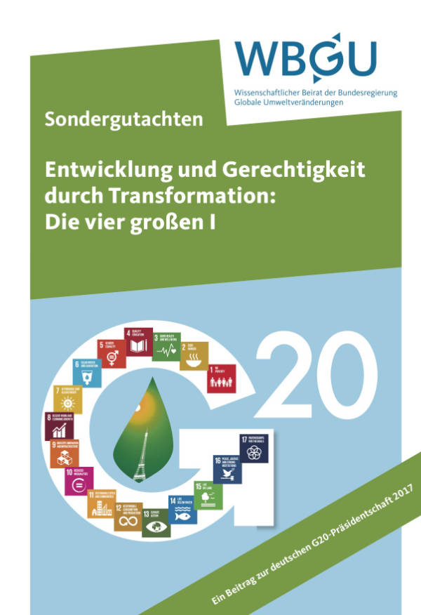 Cover Sondergutachten 2016